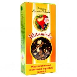 Herbata witaminka 100g Dary Natury