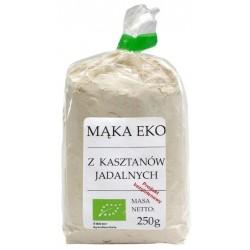 Mąka  EKO z kasztanów jadalnych 250g Viands
