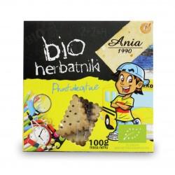 Herbatniki protokątne BIO 100g Bio Ania