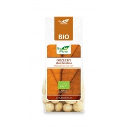 Orzechy macadamia BIO 75g Bio Planet
