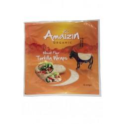 Tortilla wraps BIO 240g AMAIZIN