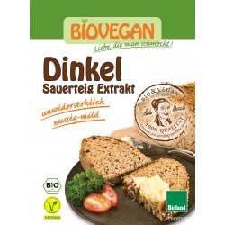 Zakwas chlebowy orkiszowy w proszku BIO 30g Bio Vegan