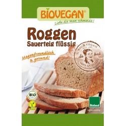 Zakwas chlebowy żytni w płynie BIO 150g Bio Vegan