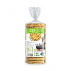 Wafle kukurydziane bezglutenowe BIO 120g Florentini