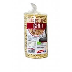 Wafle kukurydziane z chia BIO 120g Florentini