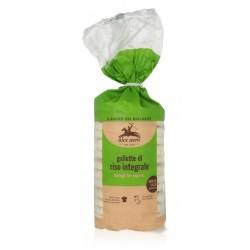 Wafle ryżowe pełnoziarniste BIO 100g Alce Nero