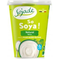 Produkt sojowy naturalny bezglutenowy BIO 400g SOJADE