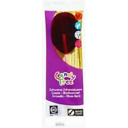 Lizaki o smaku porzeczkowym bezglutenowe BIO 13g Candy Tree