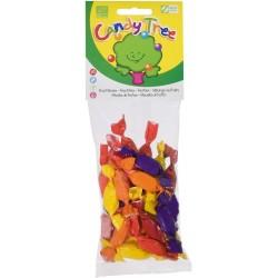 Cukierki twarde MIX bezglutenowe BIO 100g Candy Tree