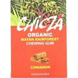 Guma do żucia cynamon BIO 30g Chicza