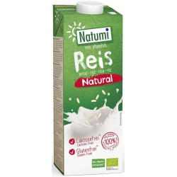 Napój - mleko ryżowe bezglutenowe BIO 1L Natumi