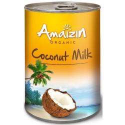 Mleczko kokosowe ( 17% tłuszczu) BIO 400ml Amaizin