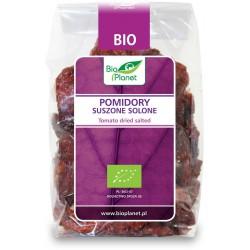 Pomidory suszone solone BIO 150g Bio Planet