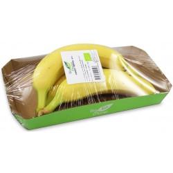 Banany swieże BIO tacka (około 0,50kg)