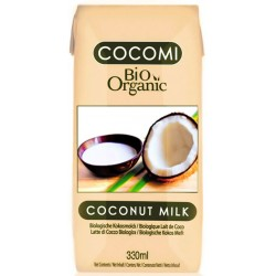 Mleczko kokosowe (17% tłuszczu) 330ml Cocomi