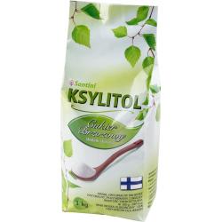 Ksylitol 1kg (torebka) - Santini Finlandia