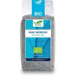 Mak niebieski BIO 200g Bio Planet