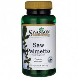 Saw Palmetto 540mg 100 kaps. Swanson