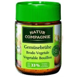 Bulion warzywny w proszku BIO 100g Natur Compagnie
