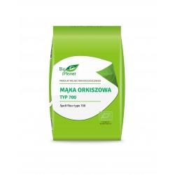 Mąka orkiszowa TYP 700 BIO 1kg Bio Planet