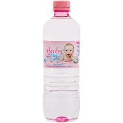 WODA ŹRÓDLANA NIEGAZOWANA 500 ml - BABY ZDRÓJ