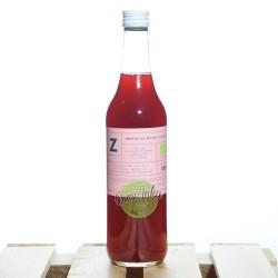 Kombucha z hibiskusem eko 0,5l Zakwasownia
