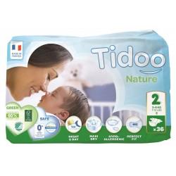 PIELUSZKI MINI 3-6 kg (36 szt.) - TIDOO