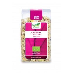 Crunchy owocowe BIO 250g  Bio Planet
