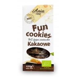 Fun cookies kakaowe BIO 120g Bio Planet