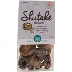 SHIITAKE DONKO (GRZYBY SUSZONE) BIO 25 g - TERRASANA