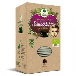 Herbatka dla dzieci i niemowląt BIO (20x2g) Dary Natury