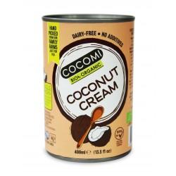 Śmietanka kokosowa w puszce BIO 400ml Cocomi