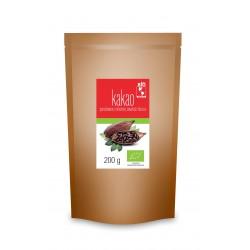 Kakao sproszkowane o obniżonej zawartości cukru BIO 200g Bio Ameryka