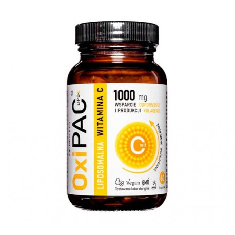 LIPOSOMALNA WITAMINA C- OxiPAC Lipo-C