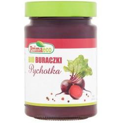 "Buraczki tarte ""Pychotka"" BIO 250g Primaeco"