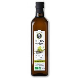 Olej rzepakowy omega 3 BIO 750ml JULES BROCHENIN