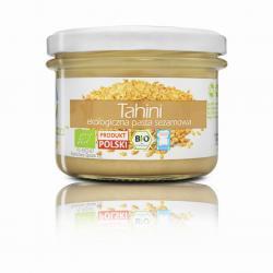 Tahina masło sezamowe BIO 180 g BIO FOOD