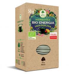 Herbatka Energia BIO 20x2g Dary Natury