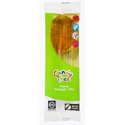 Lizaki o smaku ananasowym bezglutenowe Candy Tree