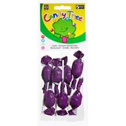 Lizaki okrągłe o smaku porzeczkowym BIO 7x10g Candy Tree