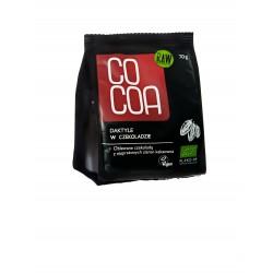 Daktyle w surowej czekoladzie BIO 70g COCOA