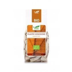 Plastry kokosowe BIO 100g Bio Planet