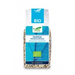 Quinoa trójkolorowa BIO 250g Bio Planet