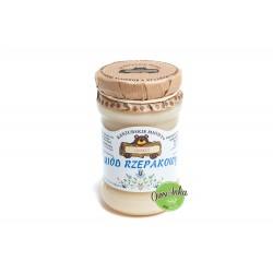 Miód rzepakowy 375g Kaszubskie Miody